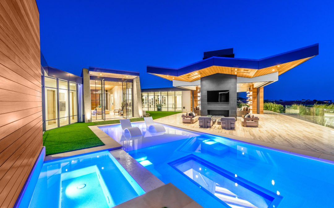 4501 Camden Newport Beach Custom Home Photography